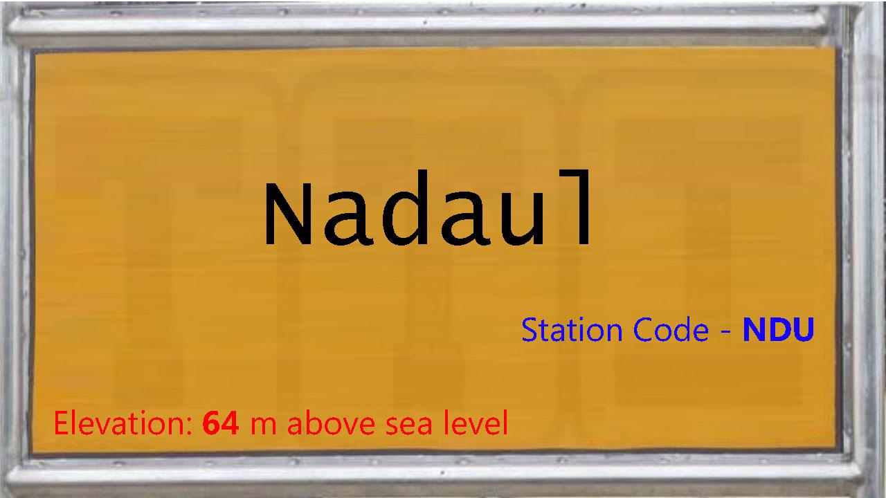 Nadaul