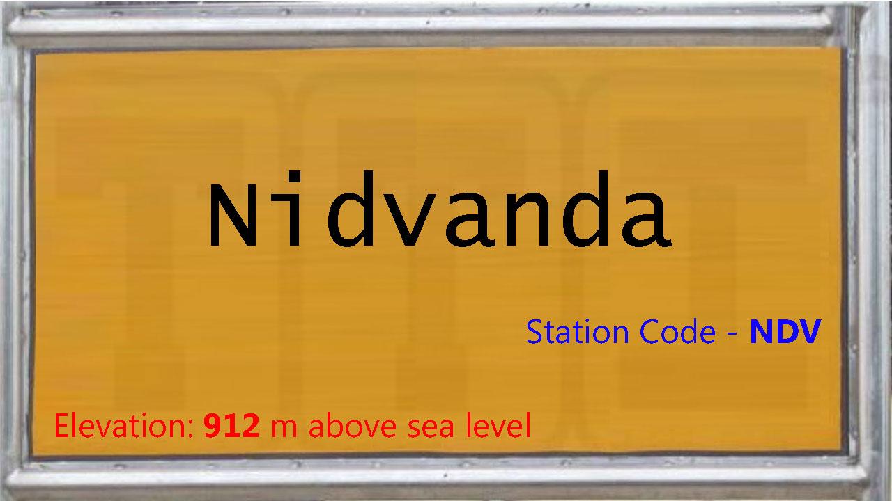 Nidvanda