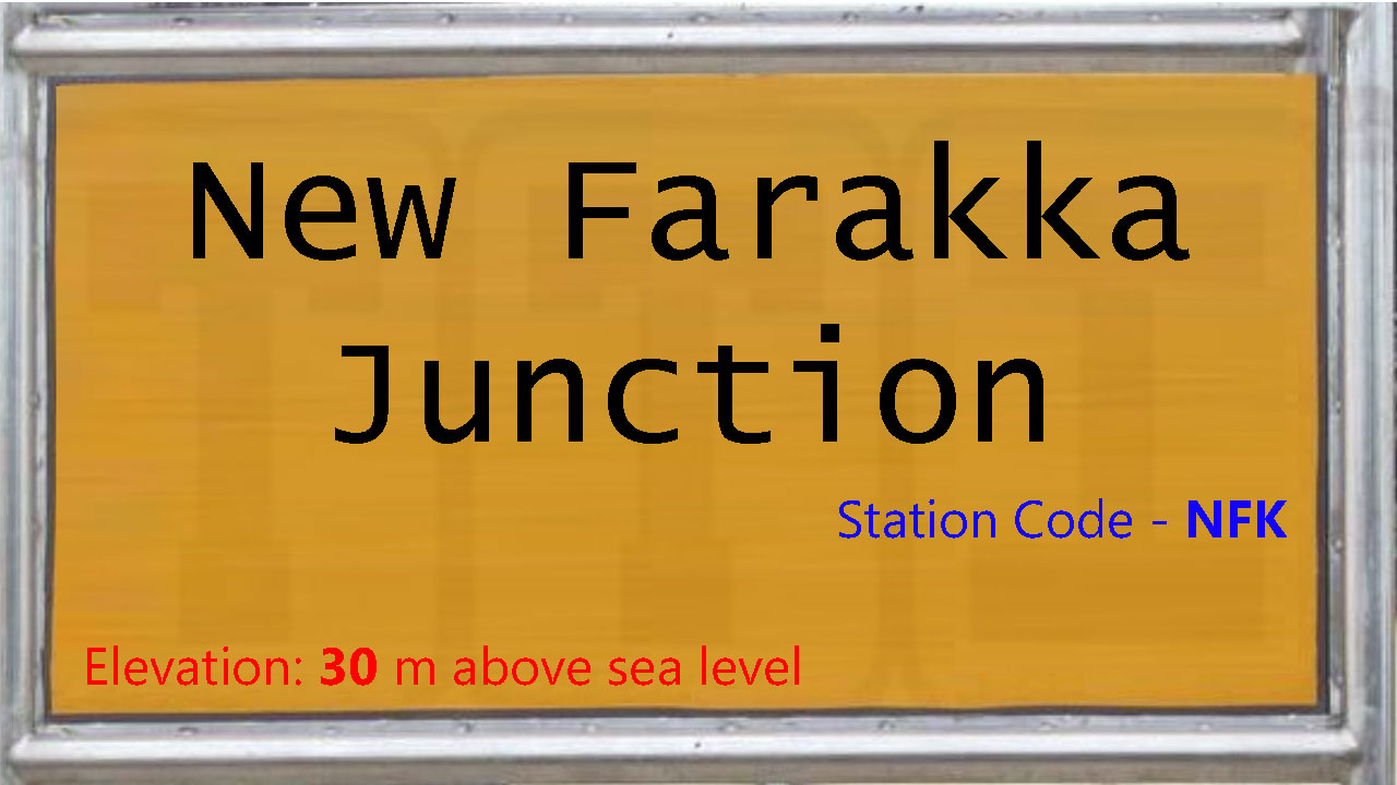 New Farakka Junction