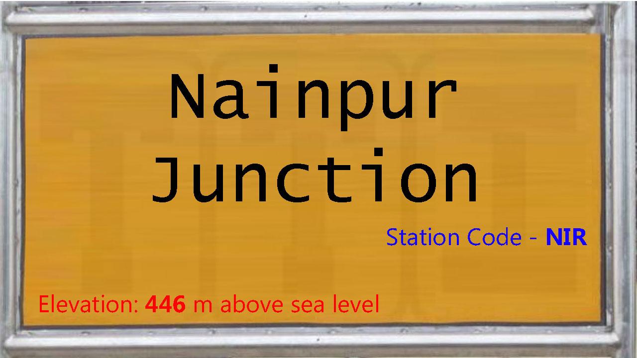 Nainpur Junction