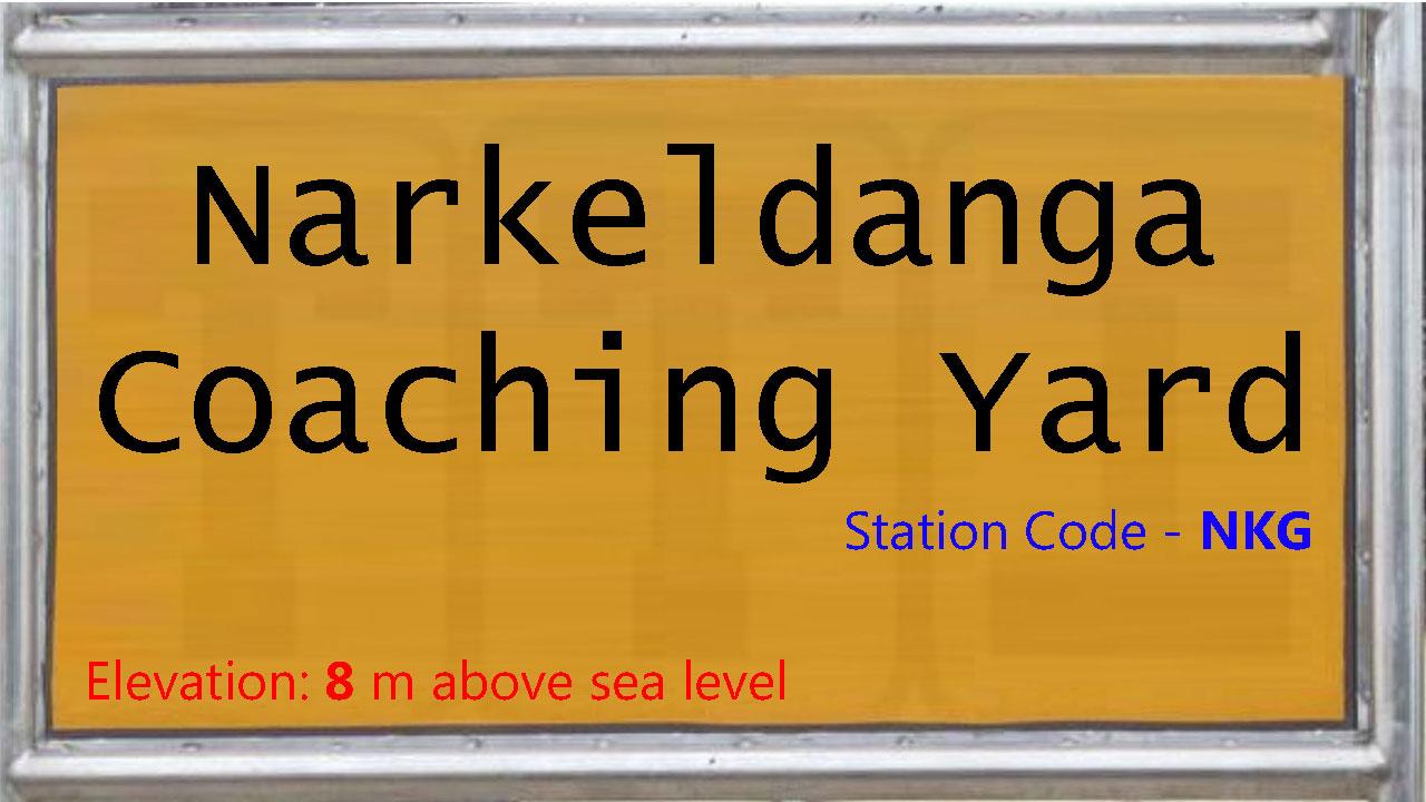 Narkeldanga Coaching Yard