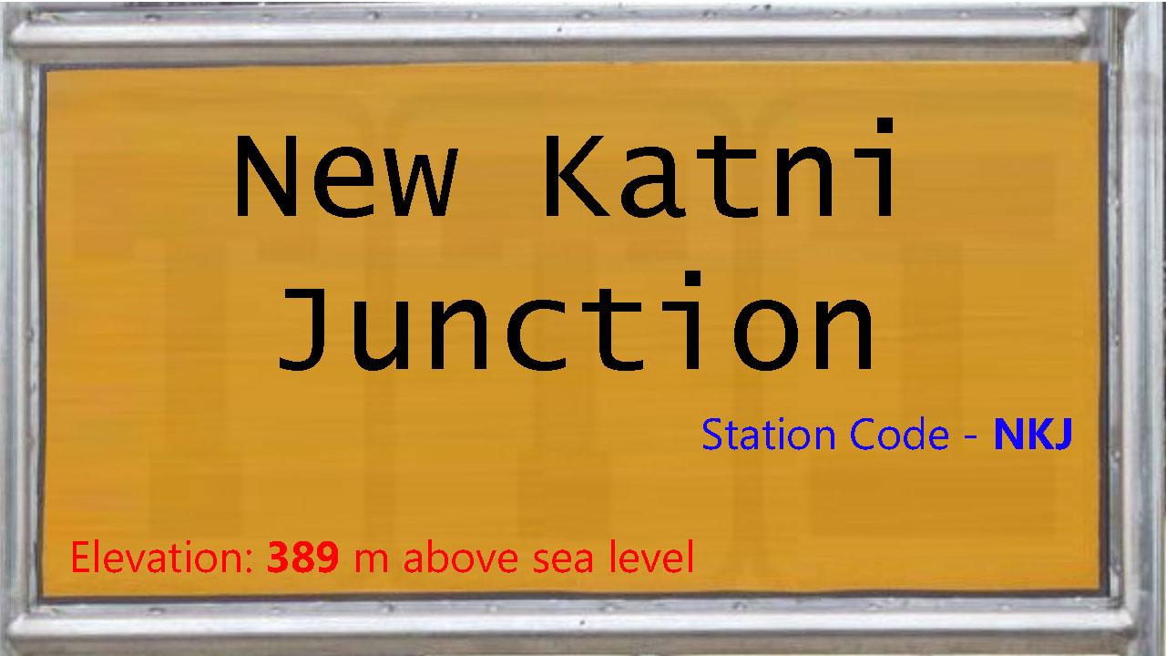 New Katni Junction