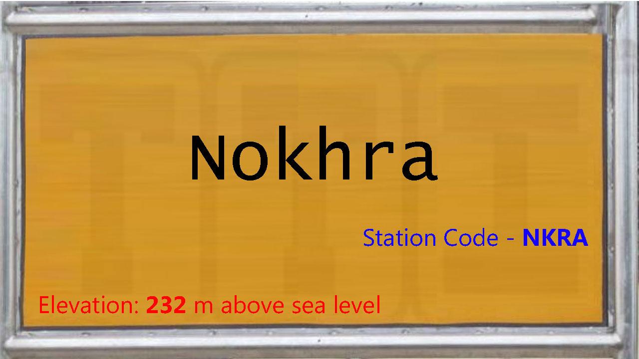 Nokhra