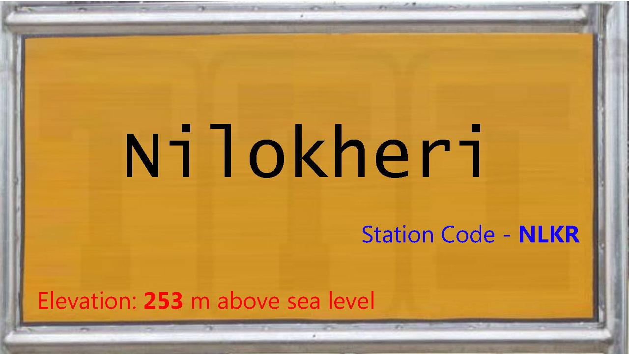 Nilokheri