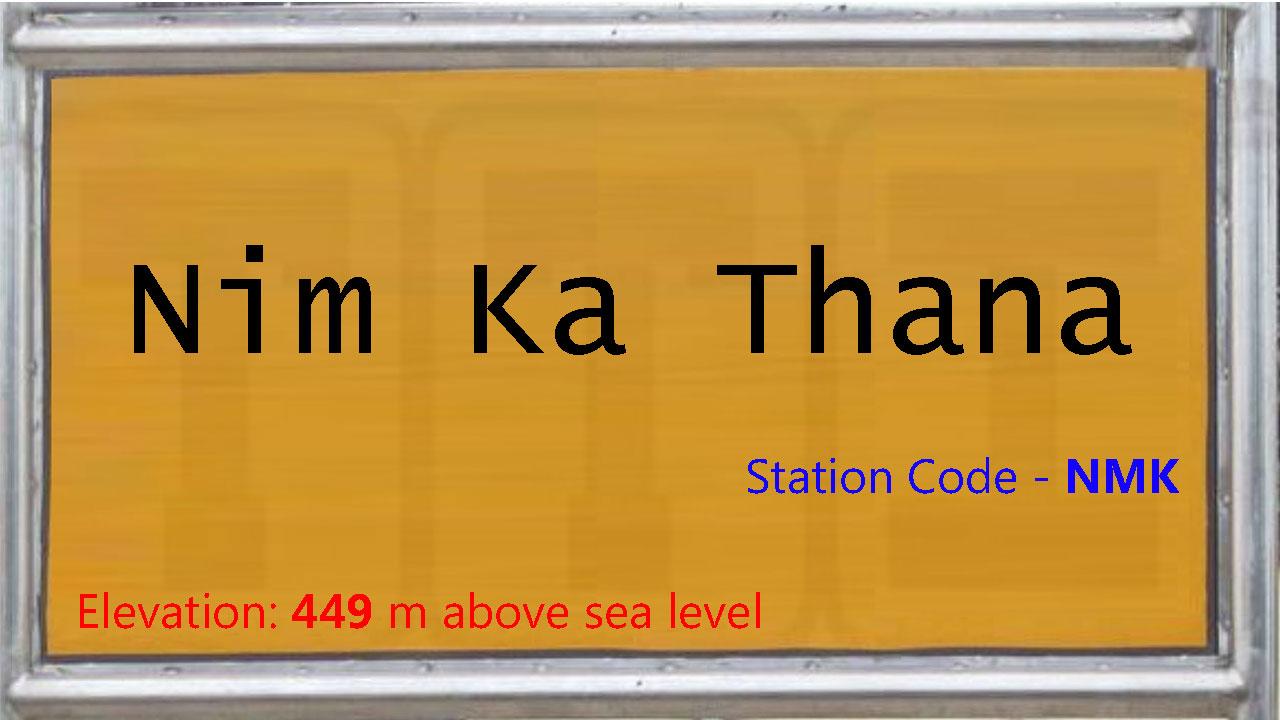 Nim Ka Thana