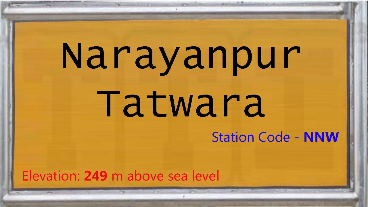 Narayanpur Tatwara