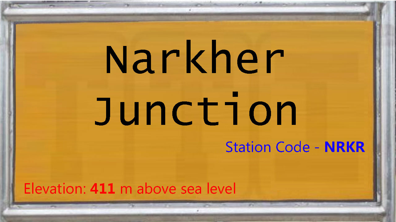 Narkher Junction