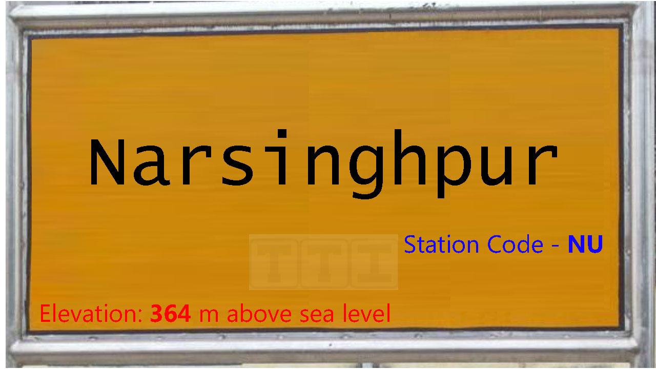 Narsinghpur