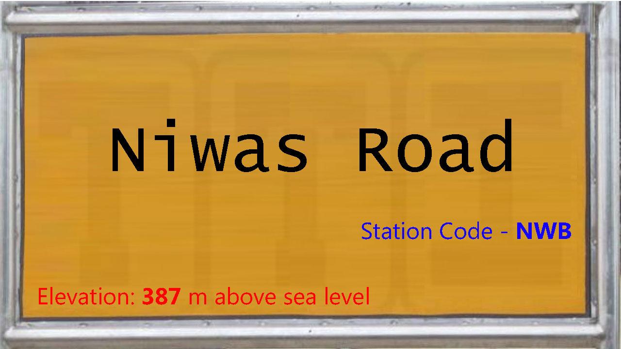 Niwas Road