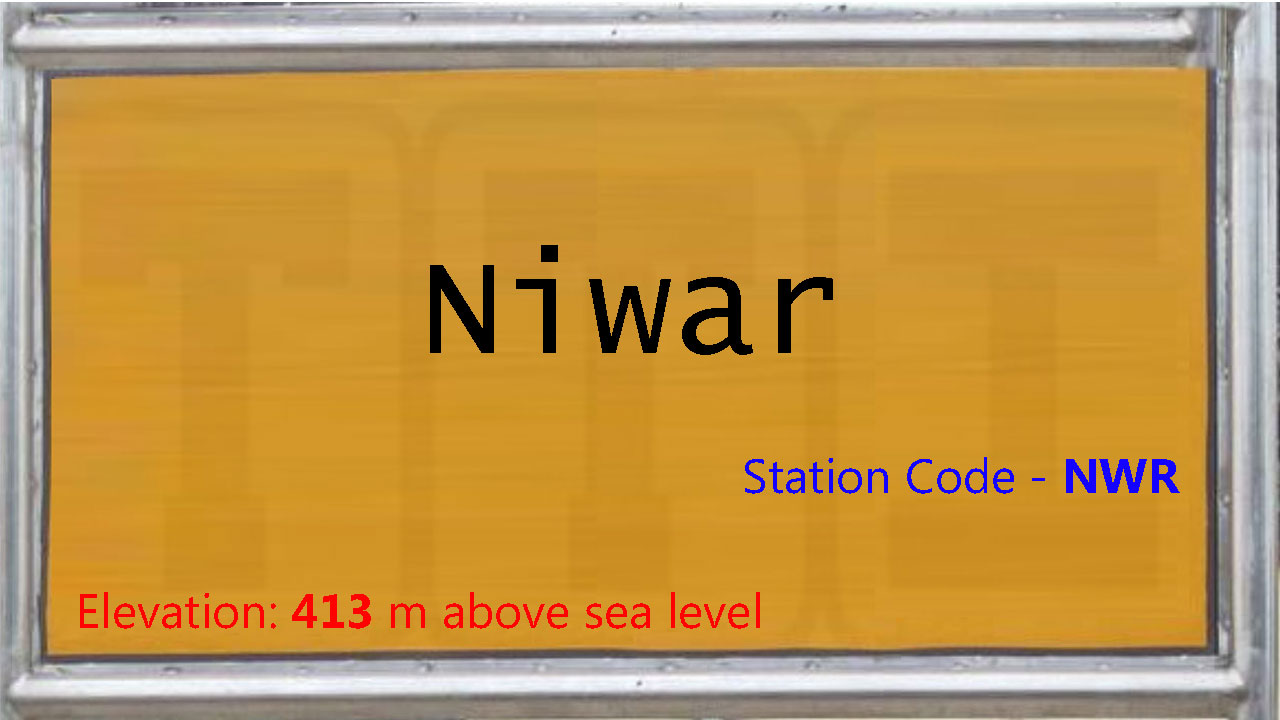 Niwar
