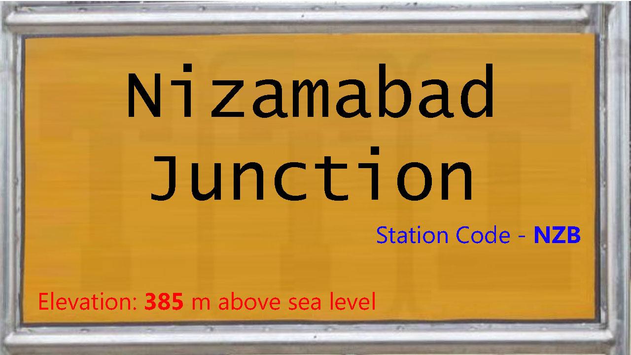Nizamabad Junction