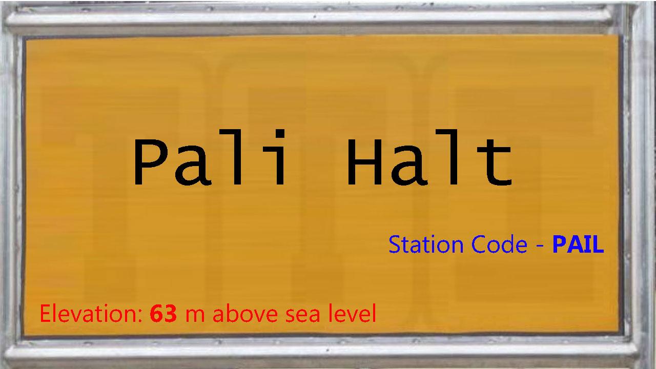 Pali Halt