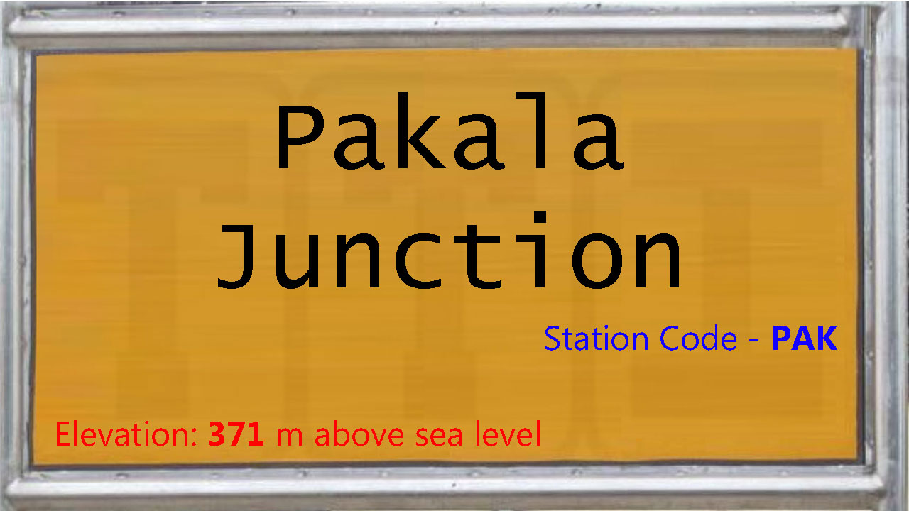 Pakala Junction