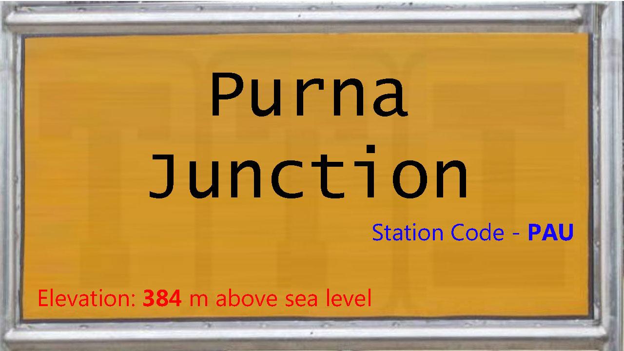Purna Junction