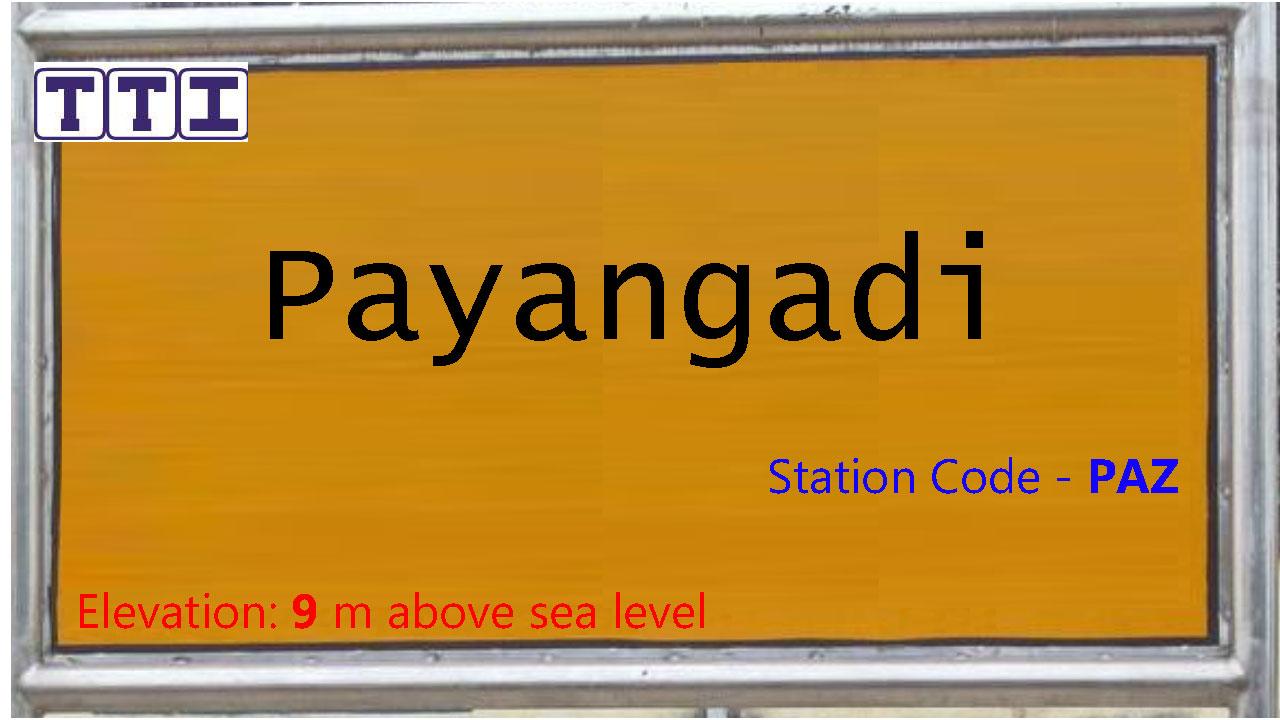 Payangadi