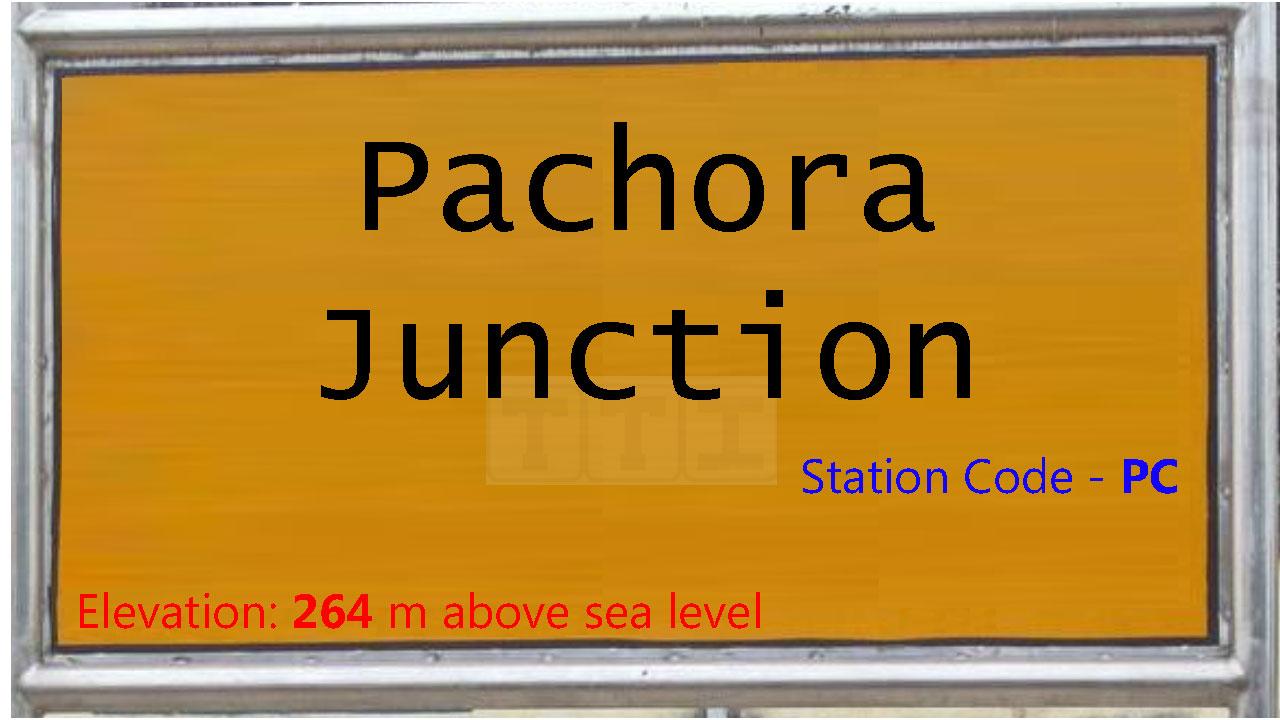 Pachora Junction