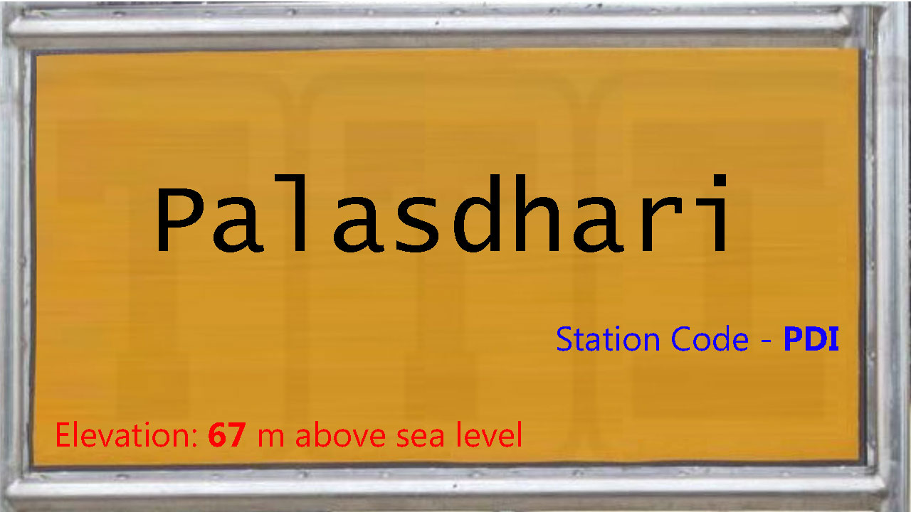 Palasdhari Junction