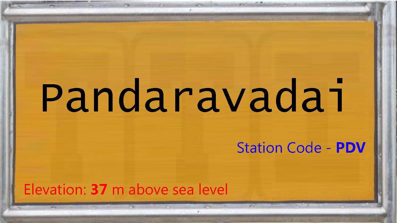 Pandaravadai