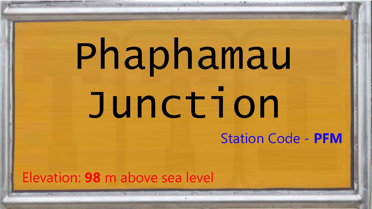 Phaphamau Junction