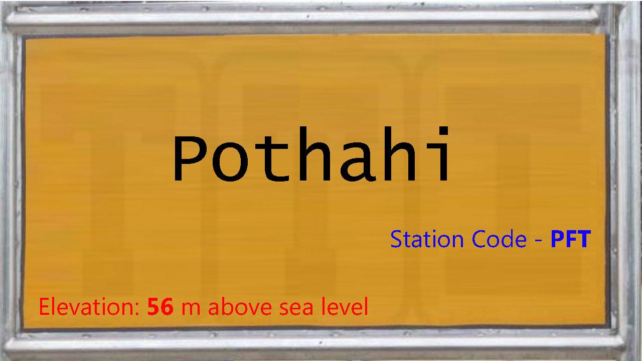 Pothahi