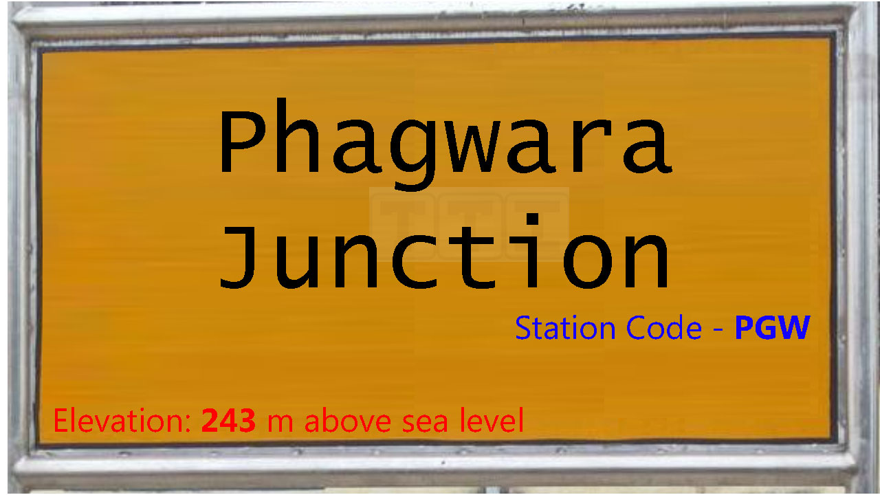 Phagwara Junction