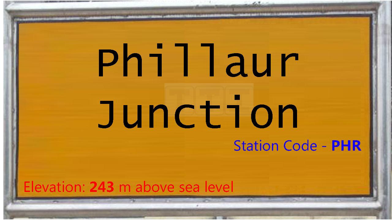 Phillaur Junction