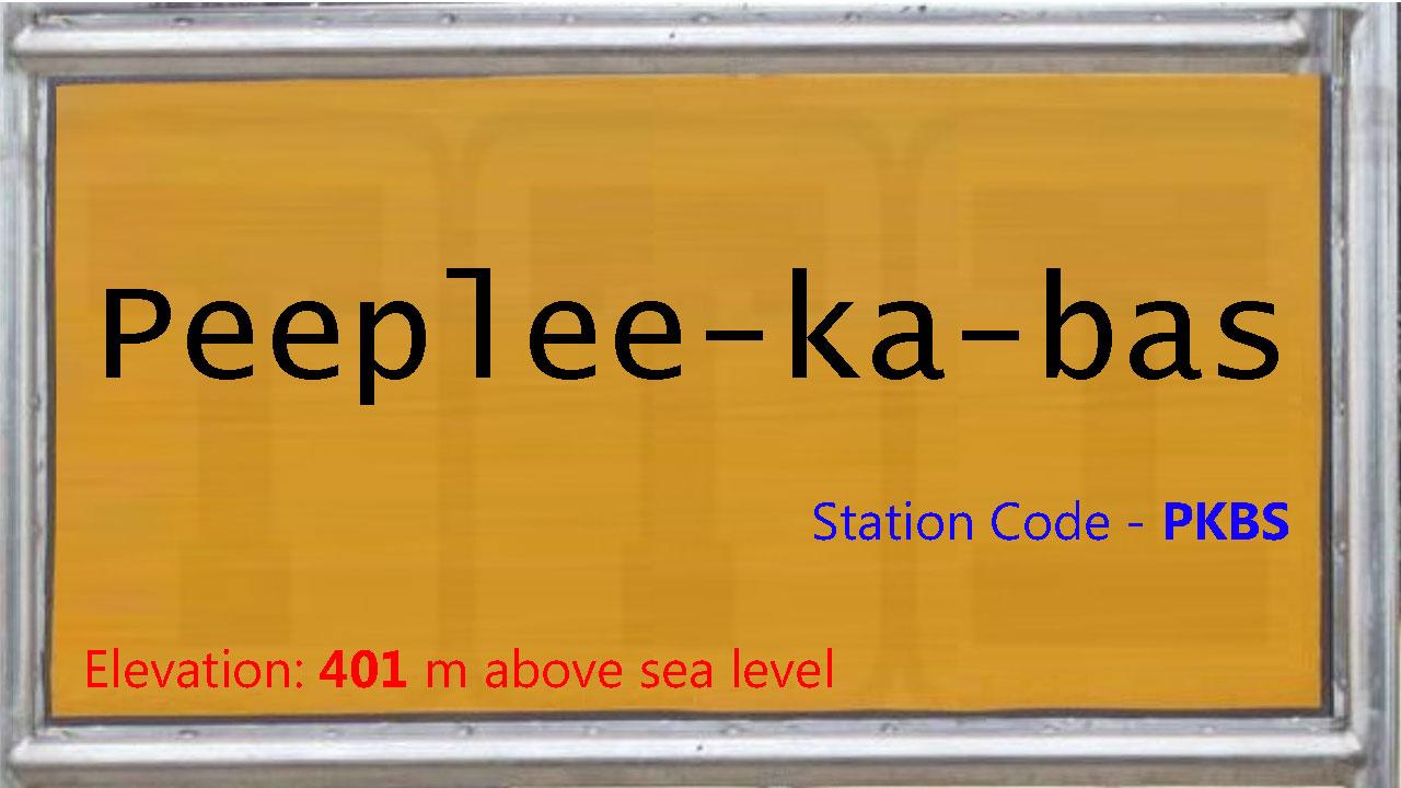 Peeplee-ka-bas
