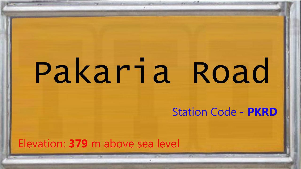Pakaria Road