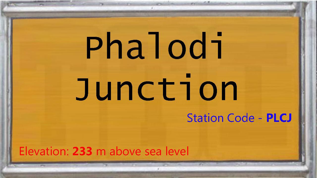 Phalodi Junction
