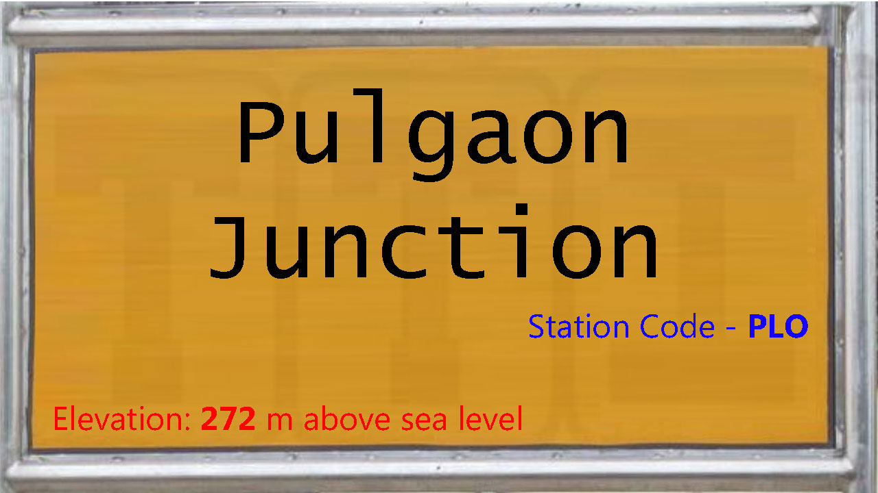 Pulgaon Junction