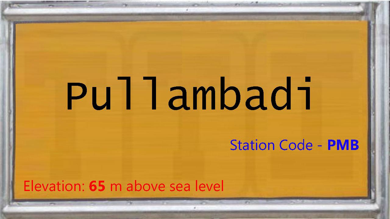 Pullambadi