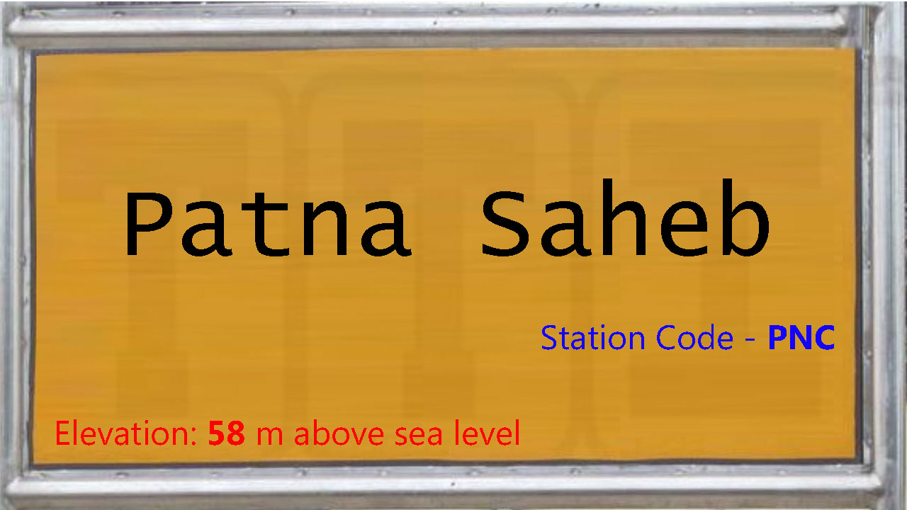 Patna Saheb
