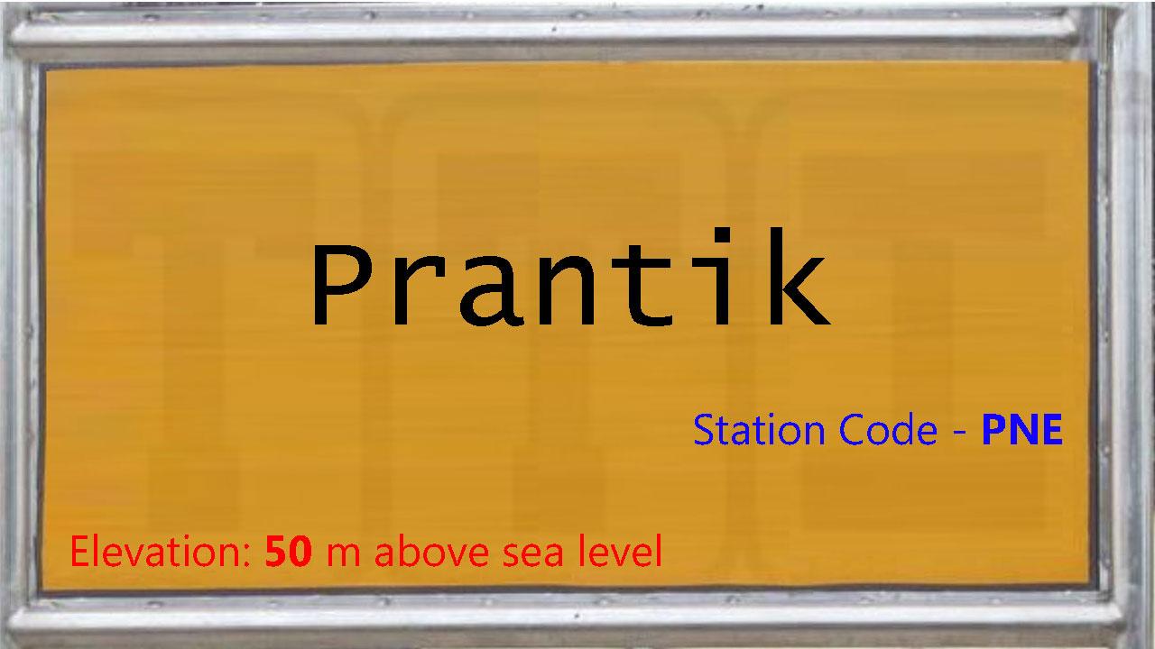 Prantik
