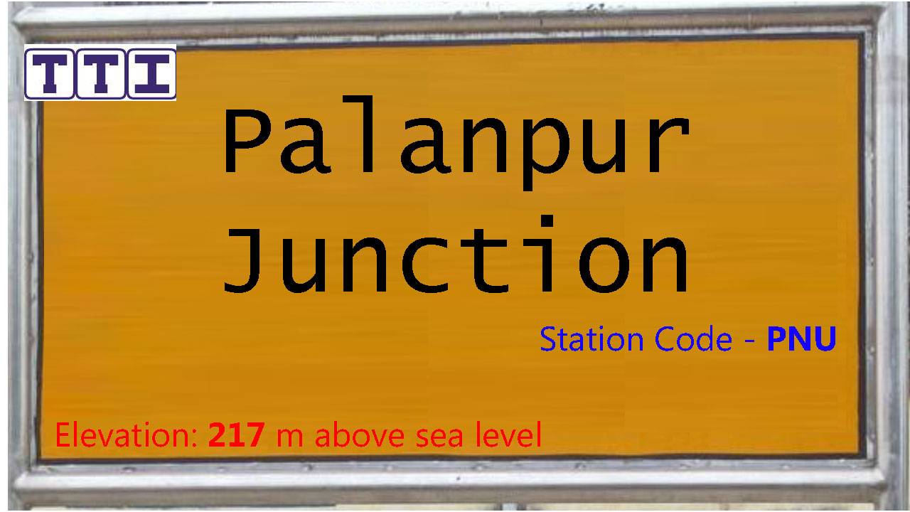 Palanpur Junction