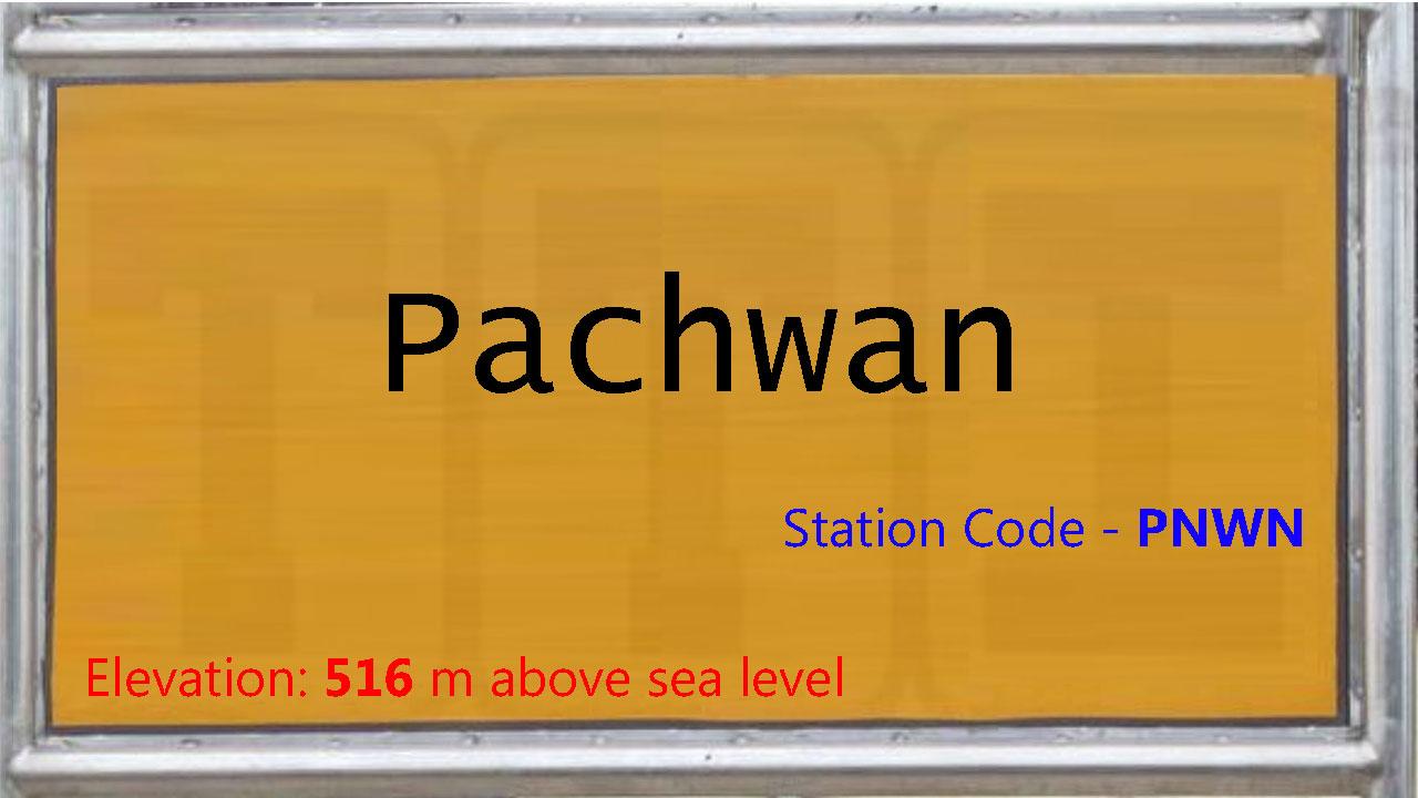 Pachwan