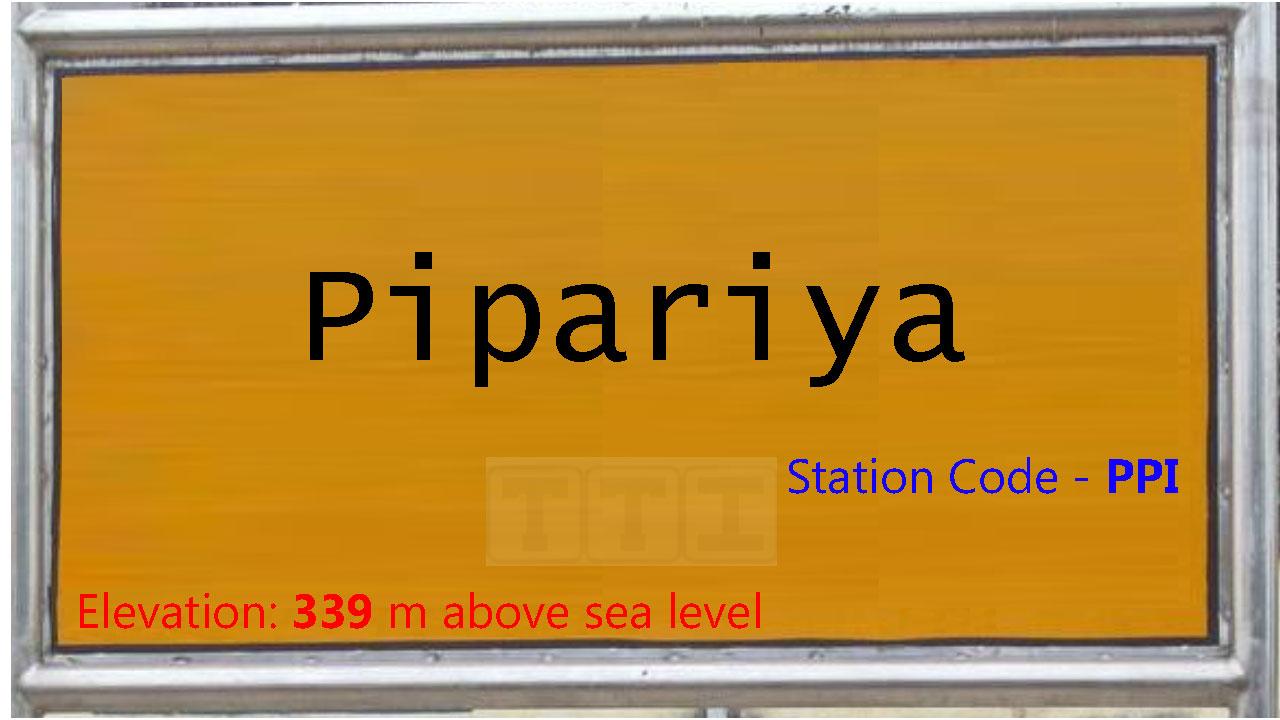 Pipariya