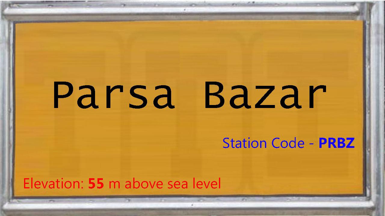 Parsa Bazar
