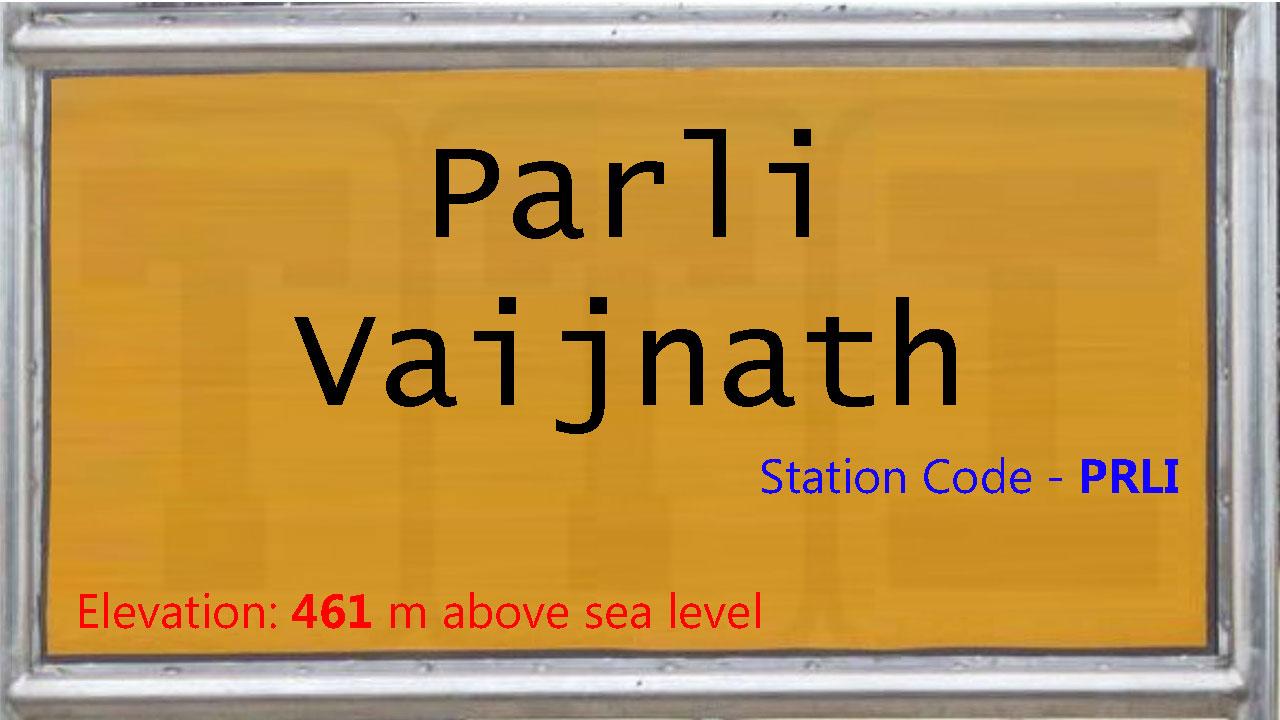 Parli Vaijnath