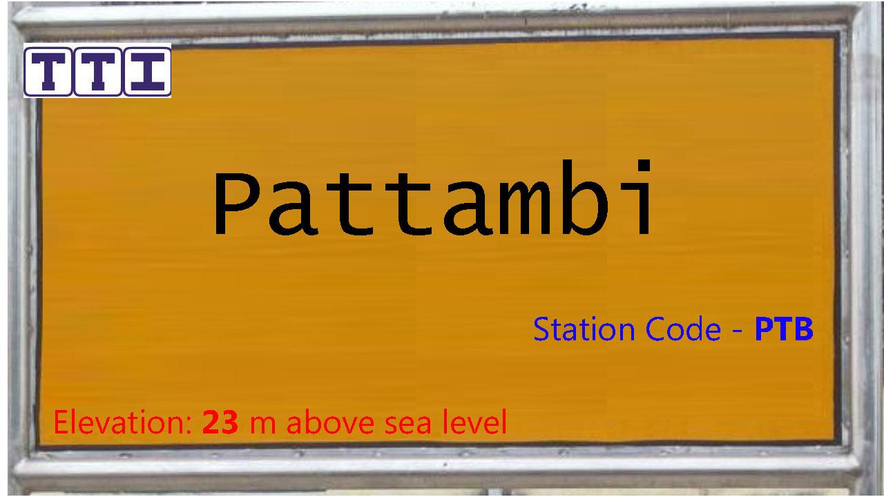 Pattambi