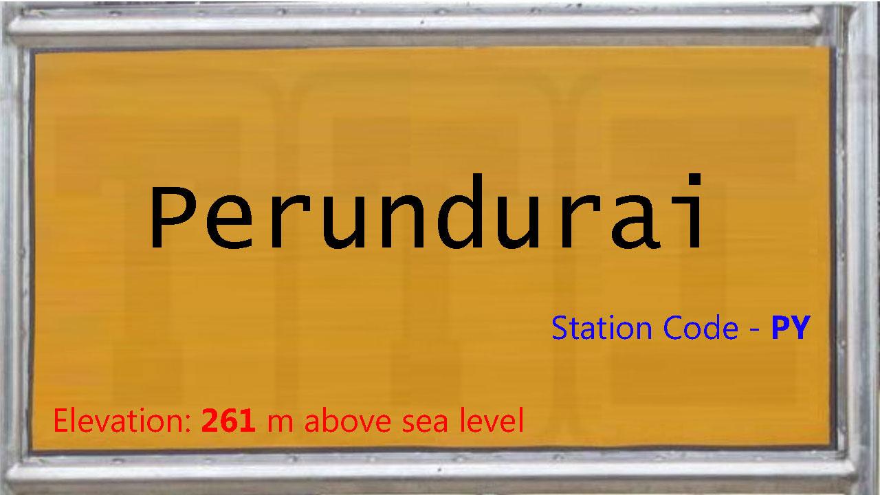 Perundurai