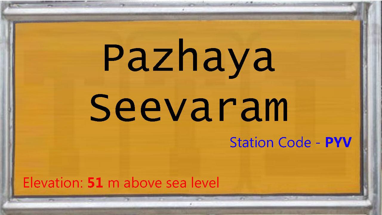 Pazhaya Seevaram