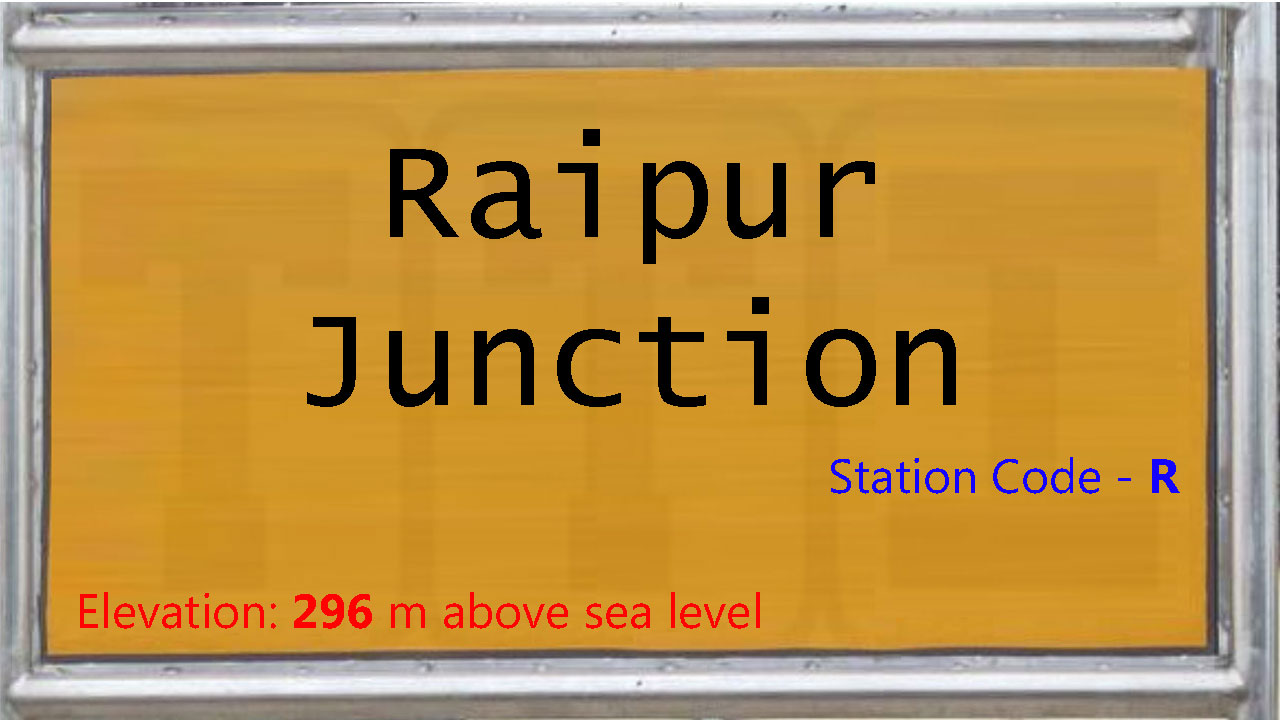 Raipur Junction