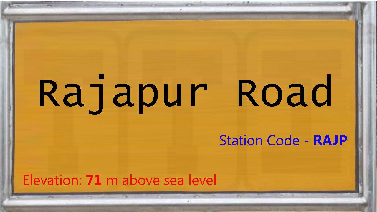 Rajapur Road