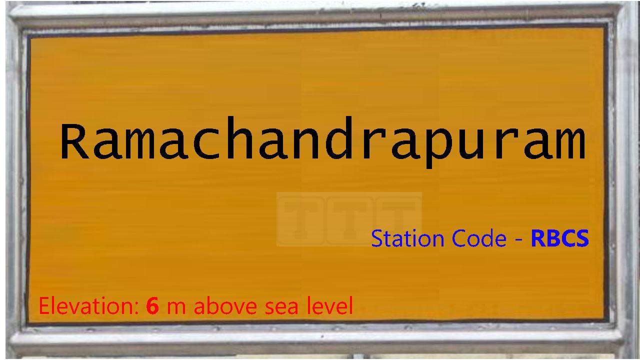 Ramachandrapuram