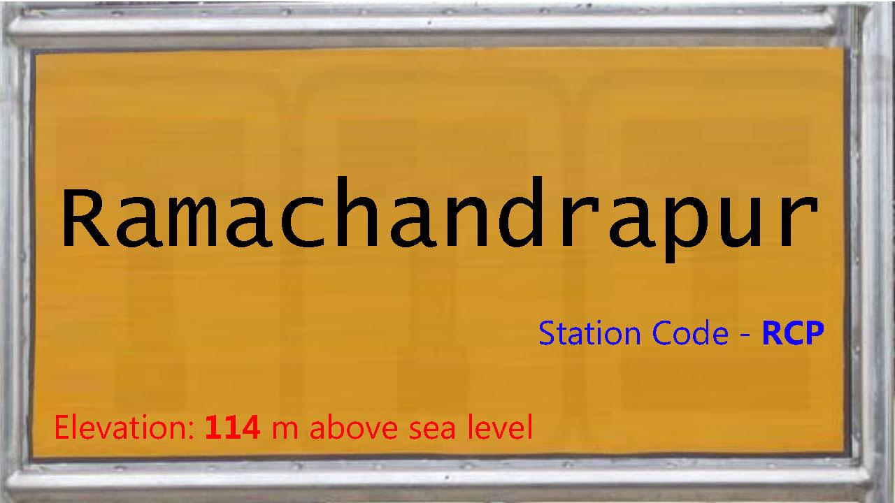 Ramachandrapur