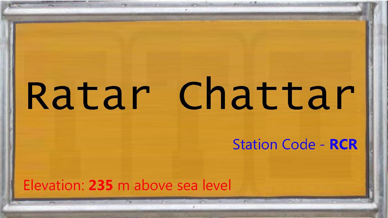 Ratar Chattar