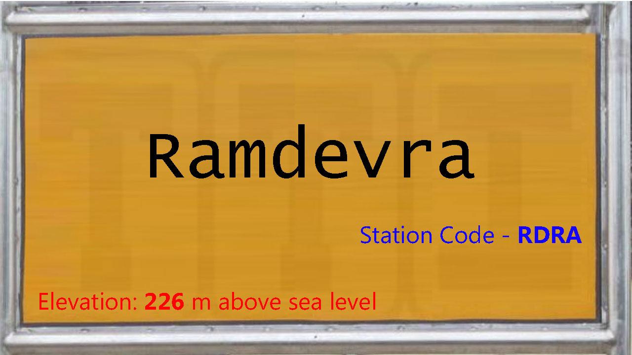 Ramdevra