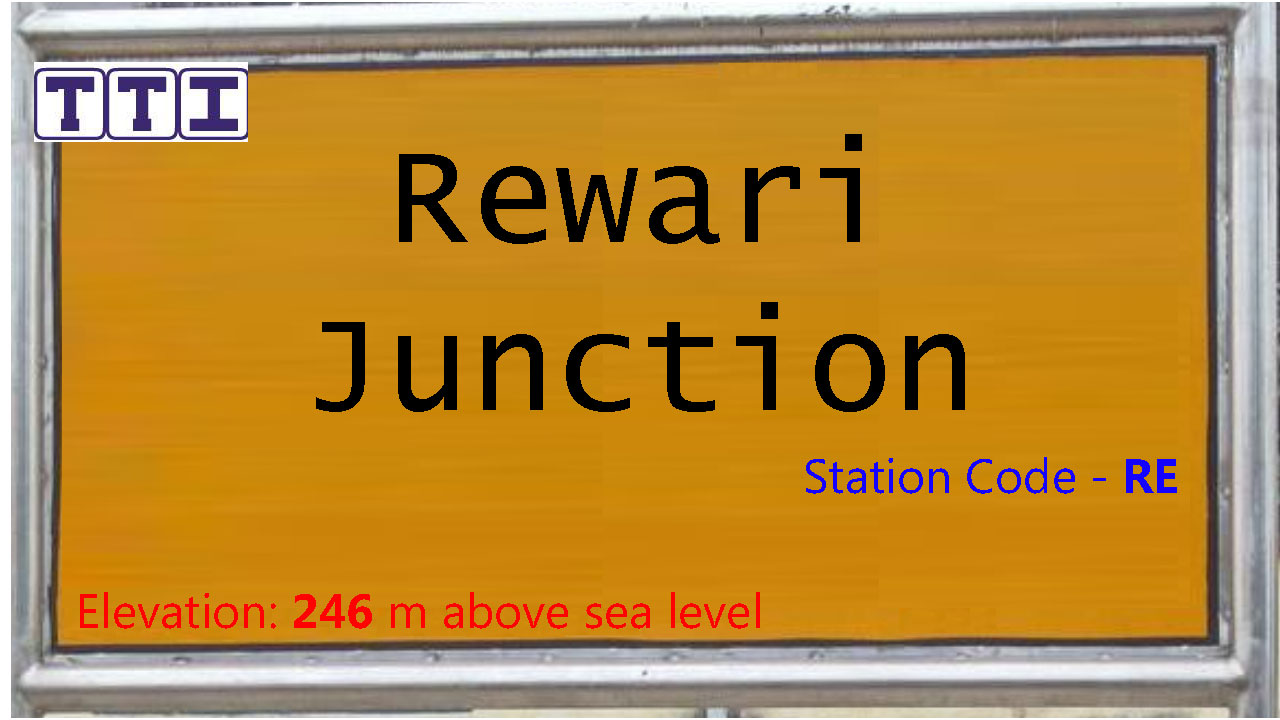 Rewari Junction