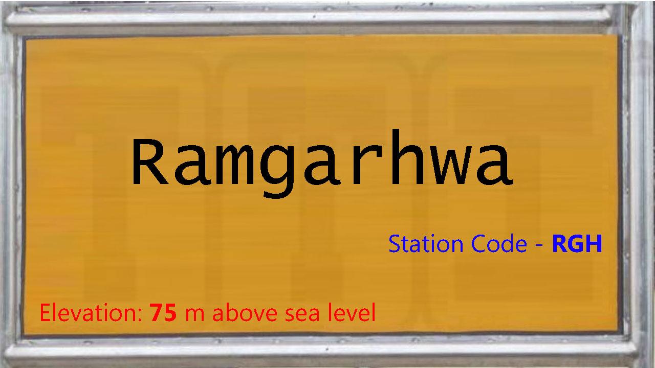 Ramgarhwa