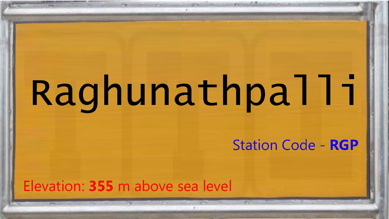 Raghunathpalli